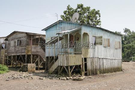 village ribeira afonso sao tome africa