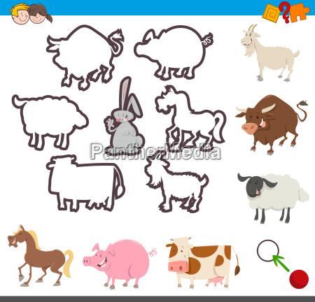 educational game of shapes
