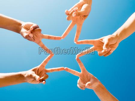 star fingers