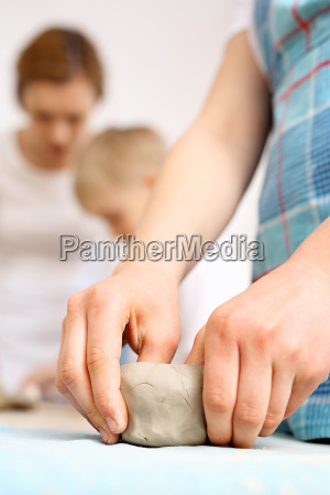 ceramic workshop for children creative classes