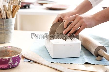 ceramics and pottery clay painting ceramic