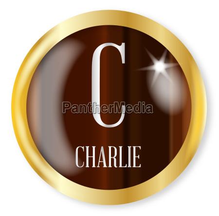 c for charlie