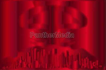 armageddon destruction background