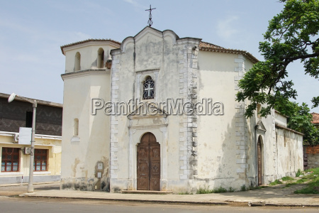 church in sao tome city sao