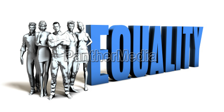 equality business concept
