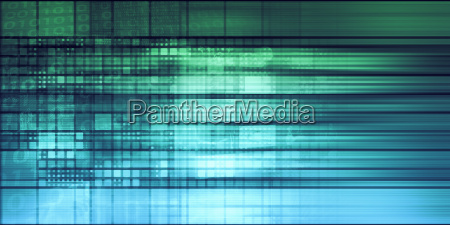abstract pixel background