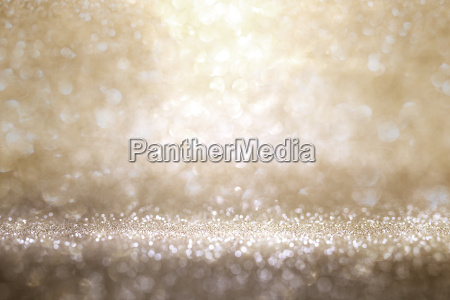 gold and silver glitter background
