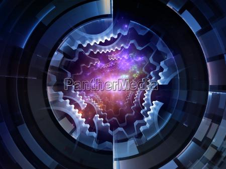virtual space emitter