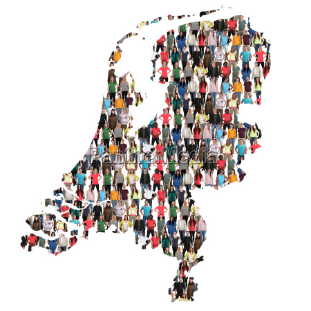 netherlands holland map people people people