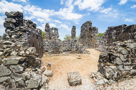 panama viejo the remains of old