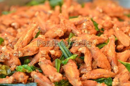 street food for sale at chatuchak