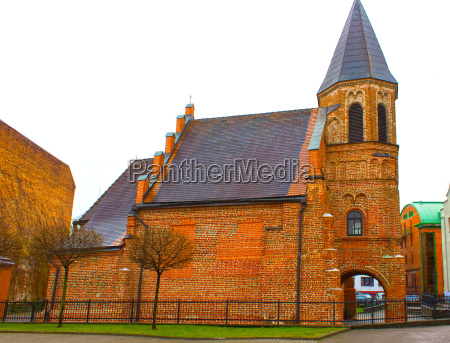 catholic church of st gertrude at