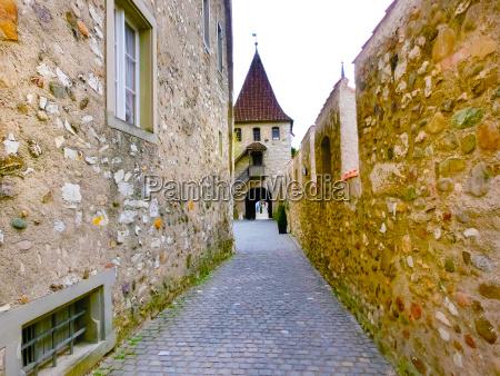 schaffhausen switzerland the view on