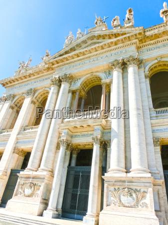 the basilica di san giovanni in