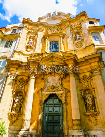 church santa maria maddalena rome
