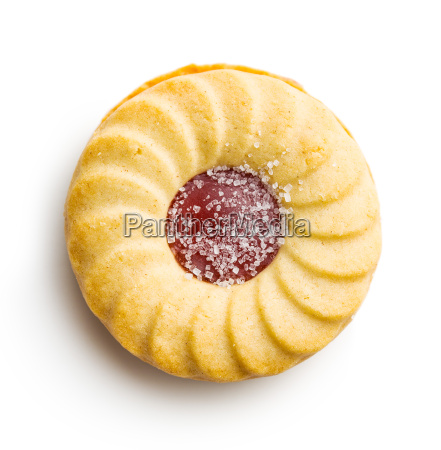jam ring biscuit