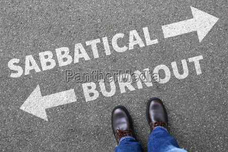 sabbatical burnout stress recreation leisure work