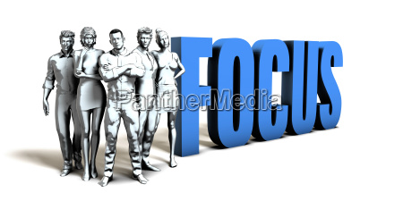 focus business concept