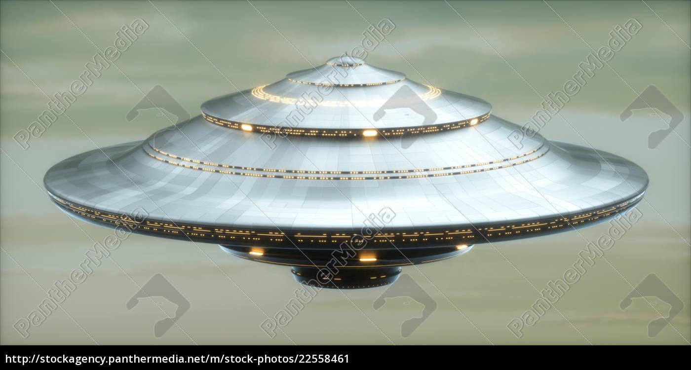 ufo, alien, spaceship - 22558461