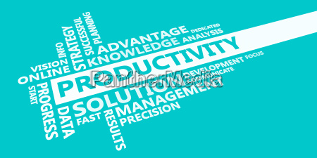 productivity presentation background