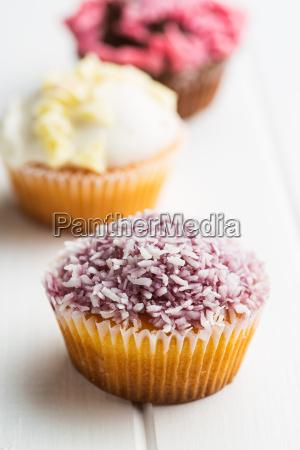 tasty sweet cupcakes