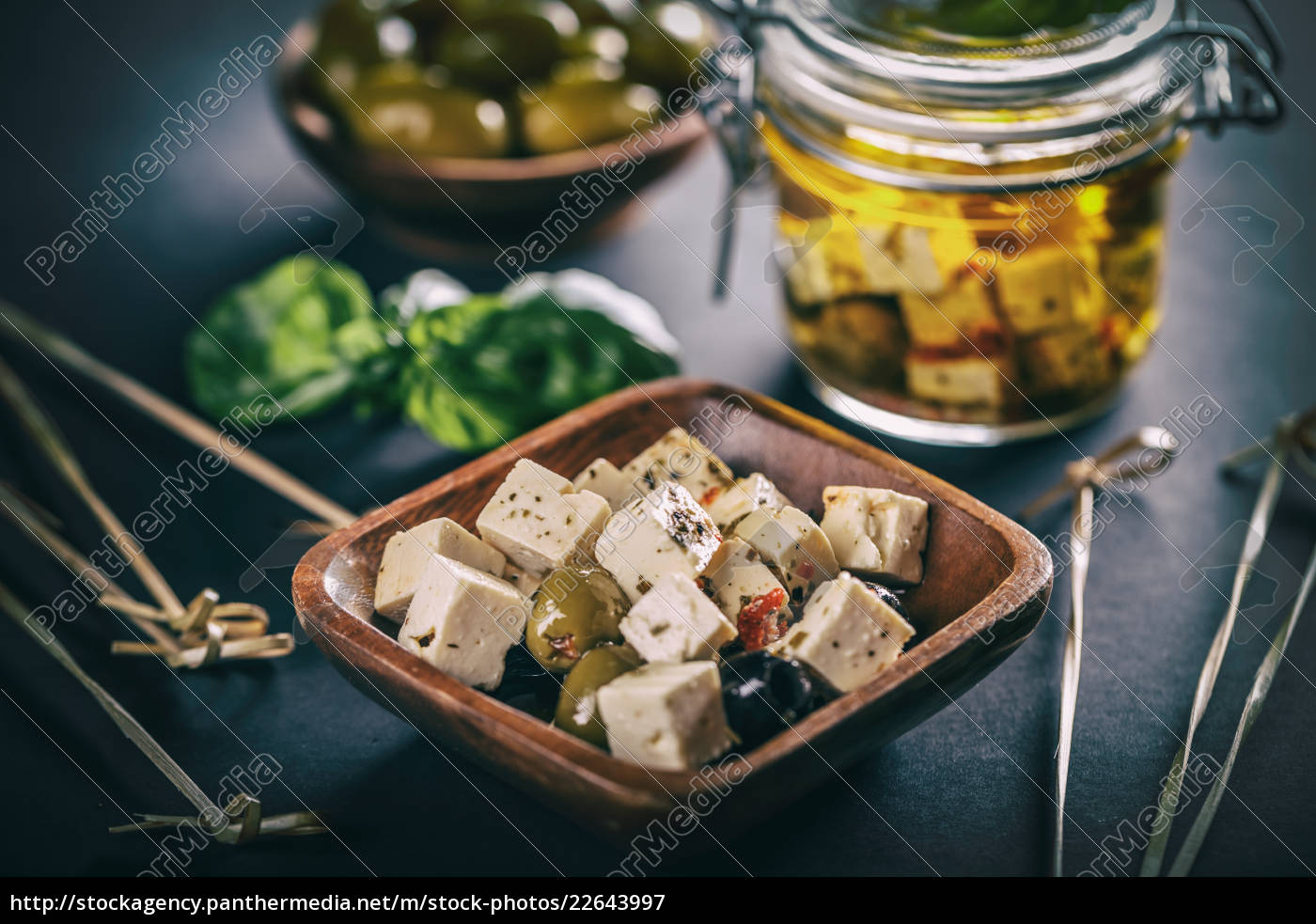 little, cubes, of, cheese - 22643997