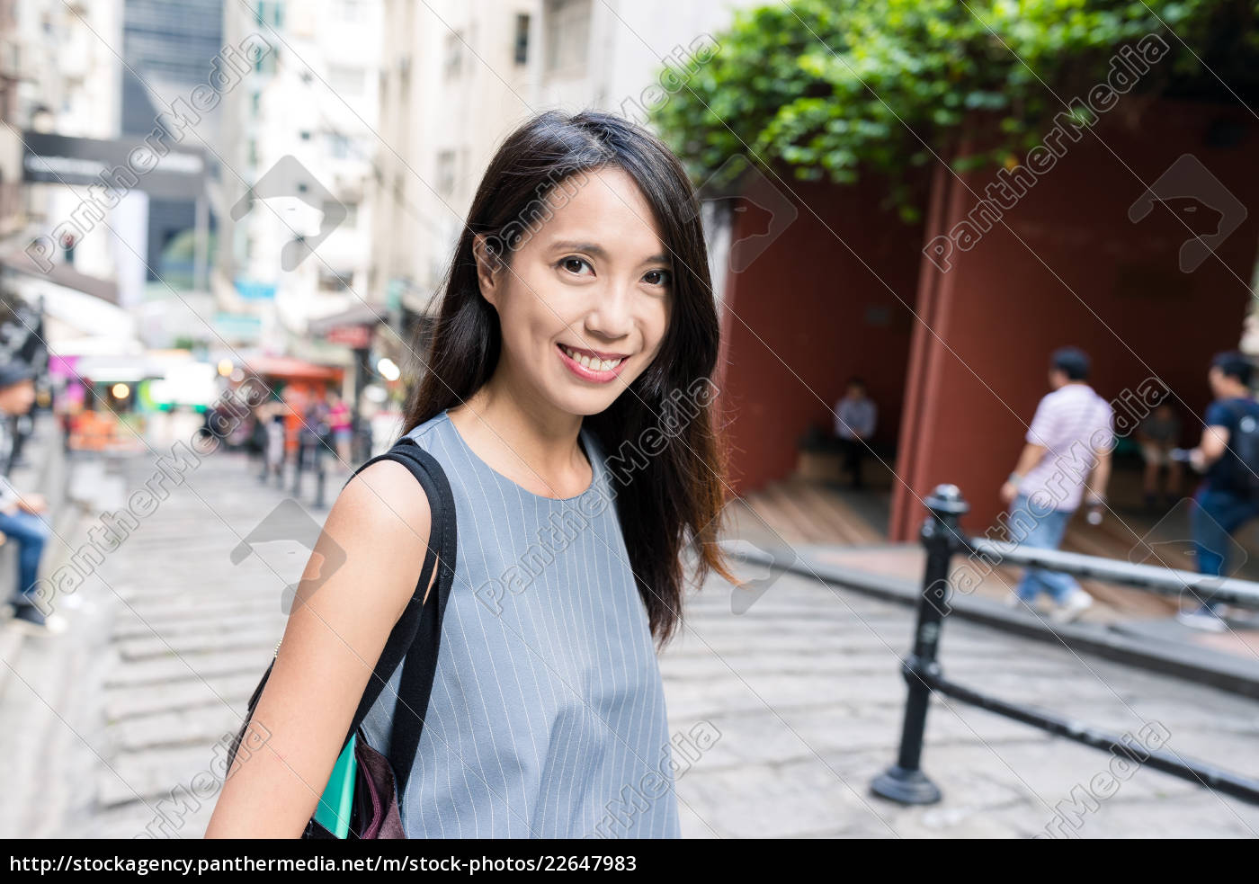 woman, travel, in, hong, kong - 22647983