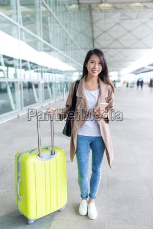 woman, go, travel - 22648163