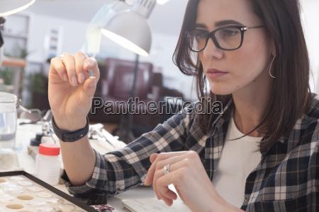 goldsmith, at, work - 22654167
