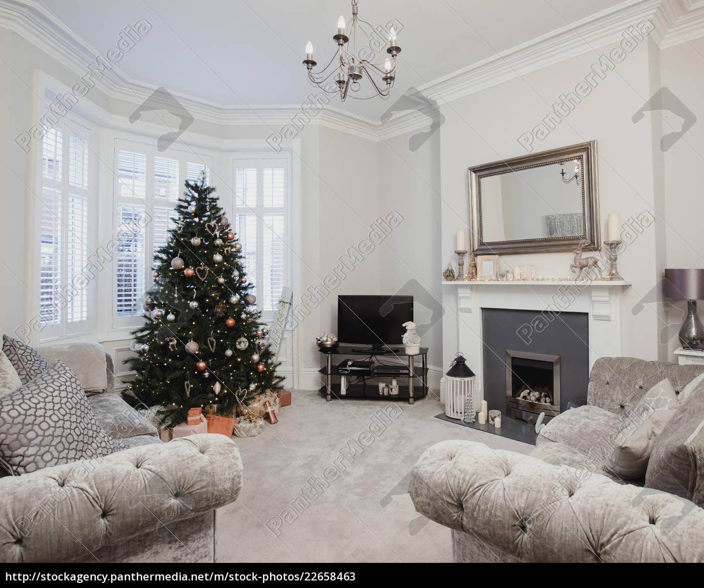 festive, living, room - 22658463
