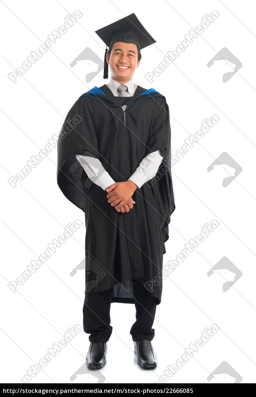 graduate, university, student, full, length - 22666085