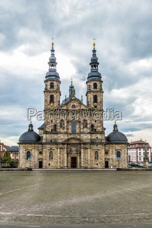 germany fulda fulda cathedral
