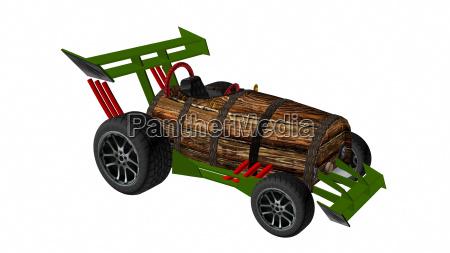 soapbox as racing car exempted