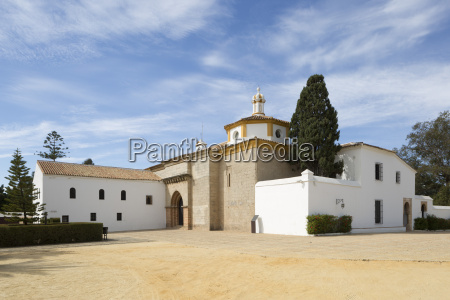 la rabida monastery where columbus stayed