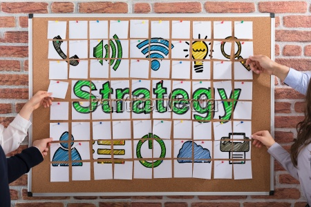 business, people, making, strategy, concept, with - 22695585
