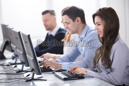 business, people, working, in, office - 22695569