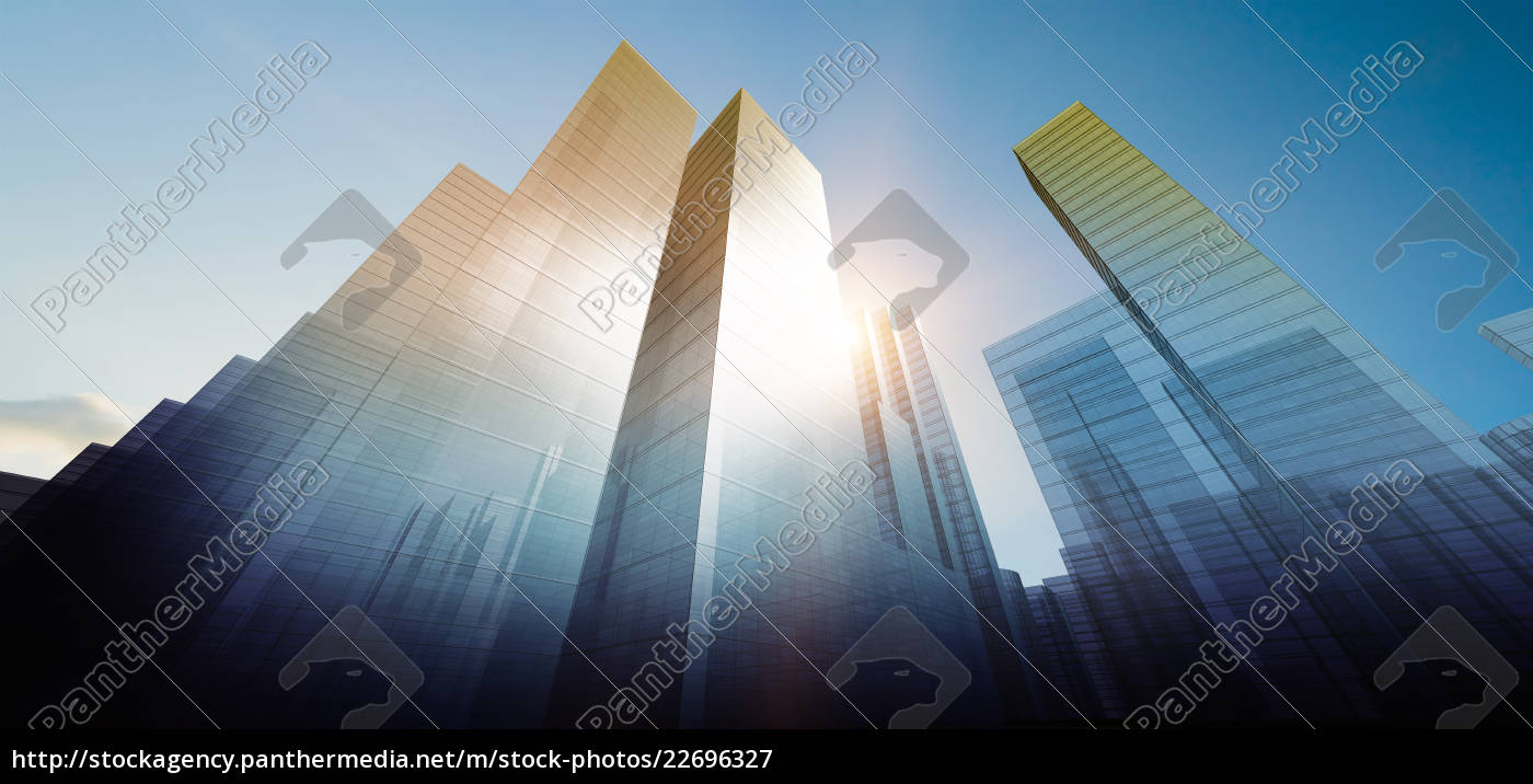 city, concept, background - 22696327