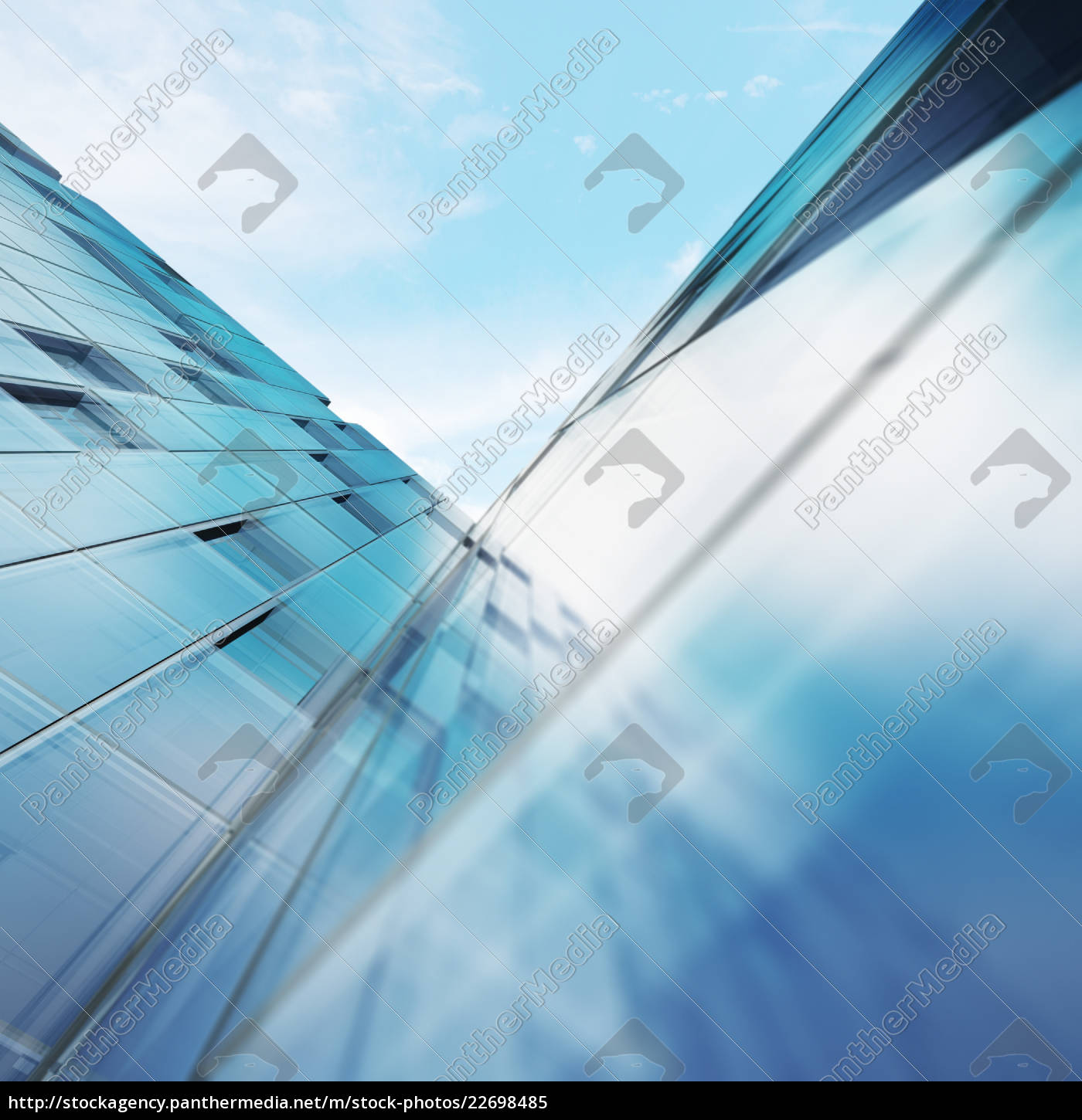transparent, abstract, building - 22698485