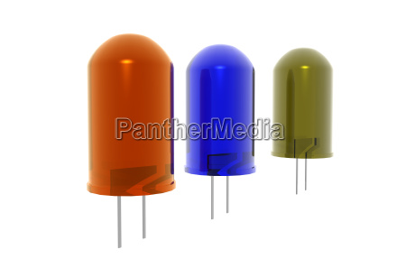 colored light emitting diodes free