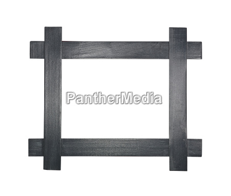 modern gray wooden picture or photo
