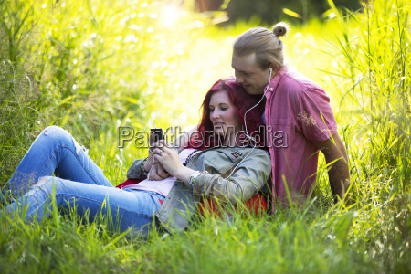 young, couple - 22712695