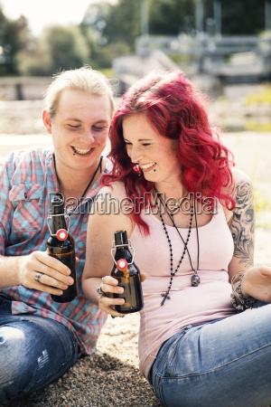 young, couple - 22712725