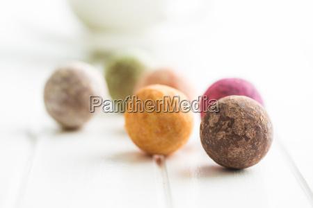 sweet truffle balls