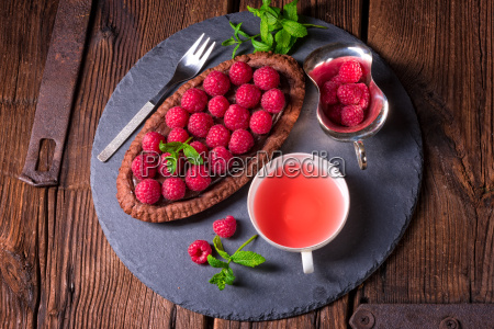 pavlova, with, berry, fruits - 22713231