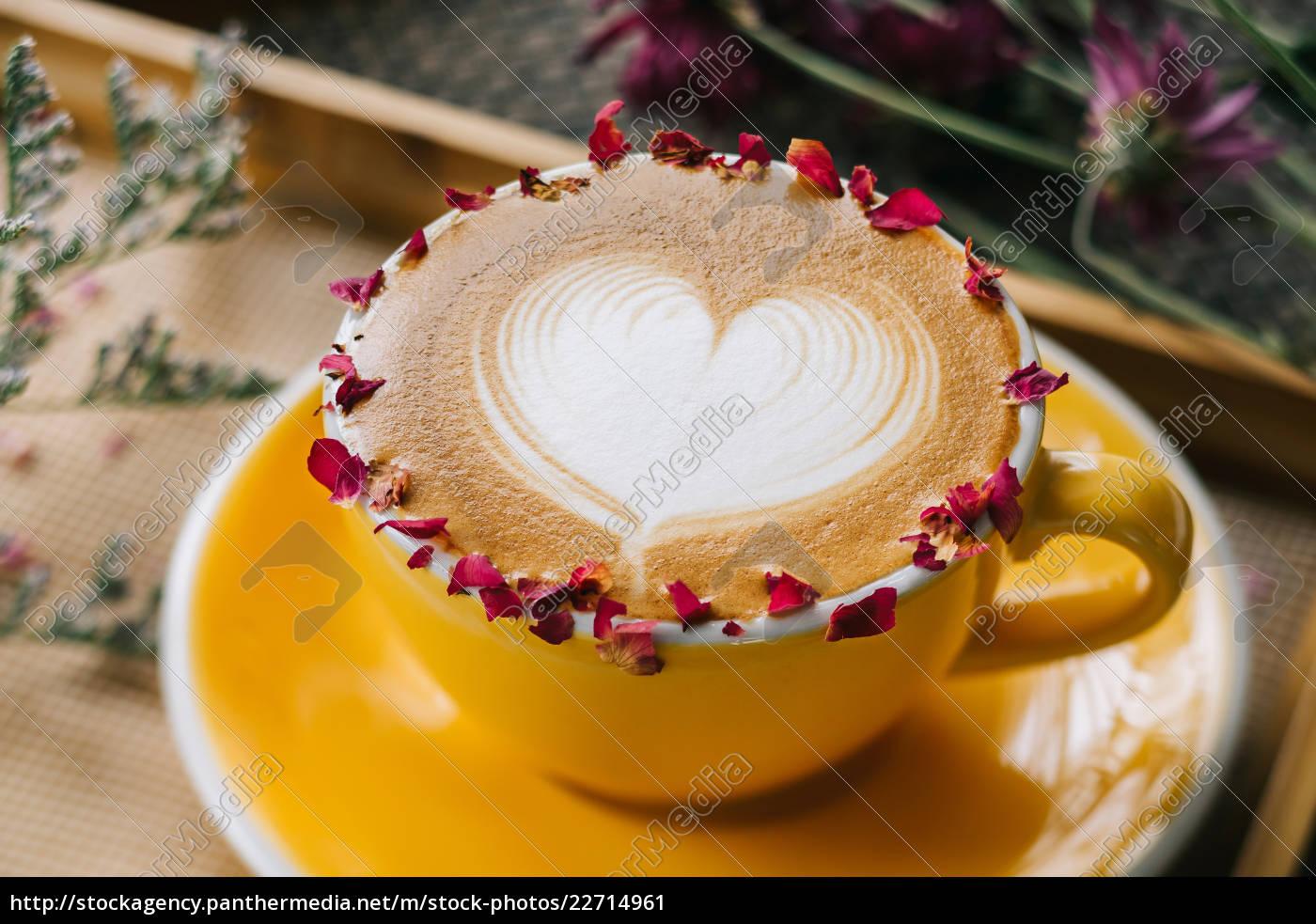 coffee, latte - 22714961