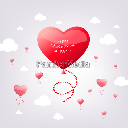 digital, vector, red, heart, texture, valentine - 22717641