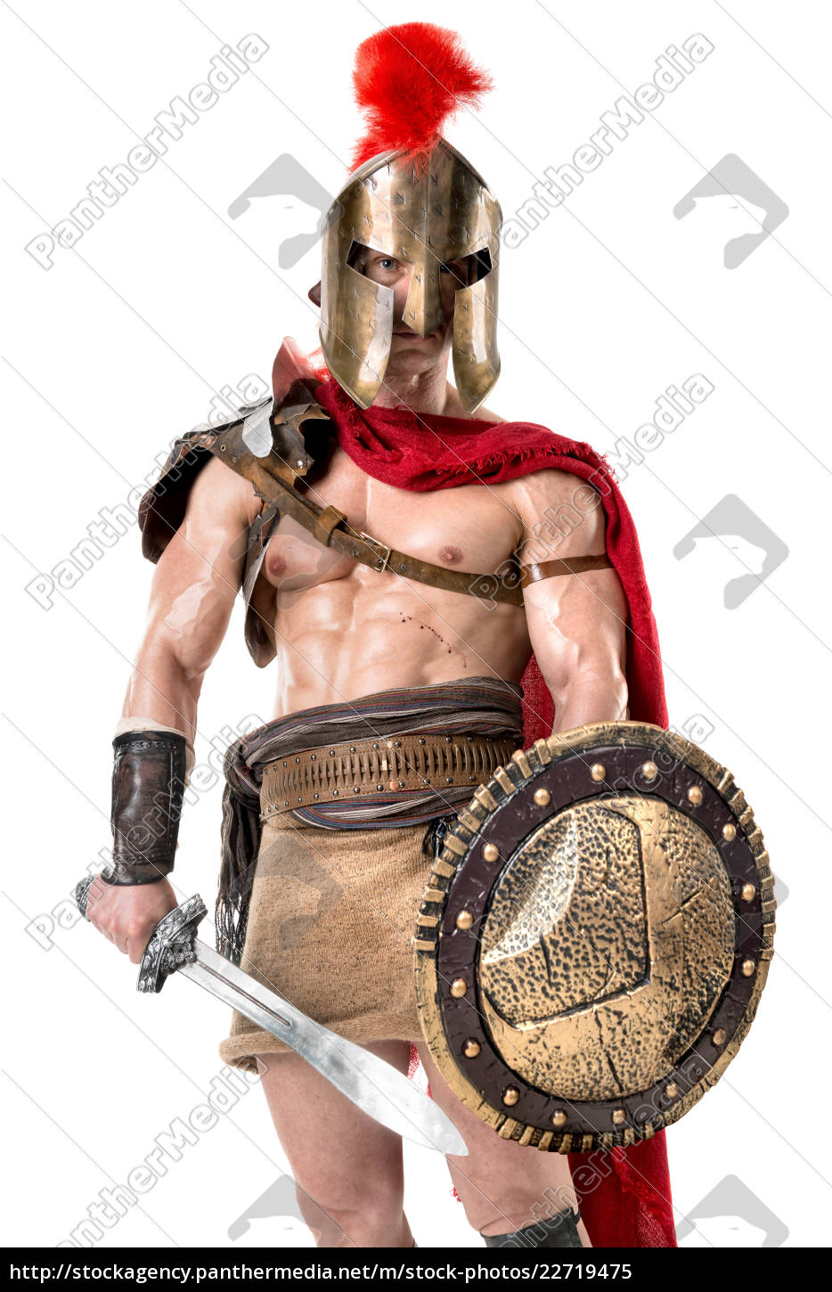 ancient, soldier, or, gladiator - 22719475