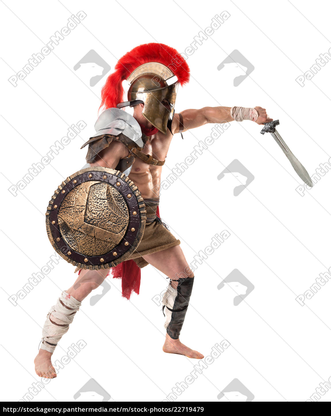 ancient, soldier, or, gladiator - 22719479