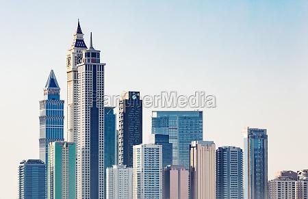 futuristic, dubai, skyline - 22721981