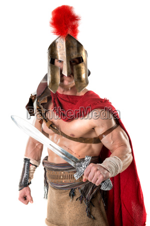 ancient, soldier, or, gladiator - 22723613